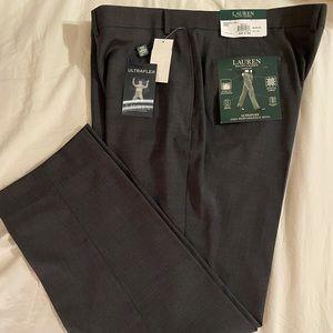 Lauren Ralph Lauren Dress Pants. Charcoal 42x32